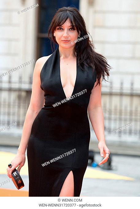 Royal Academy of Arts Summer Exhibition Preview Party at the Royal Academy - Arrivals Featuring: Daisy Lowe Where: London