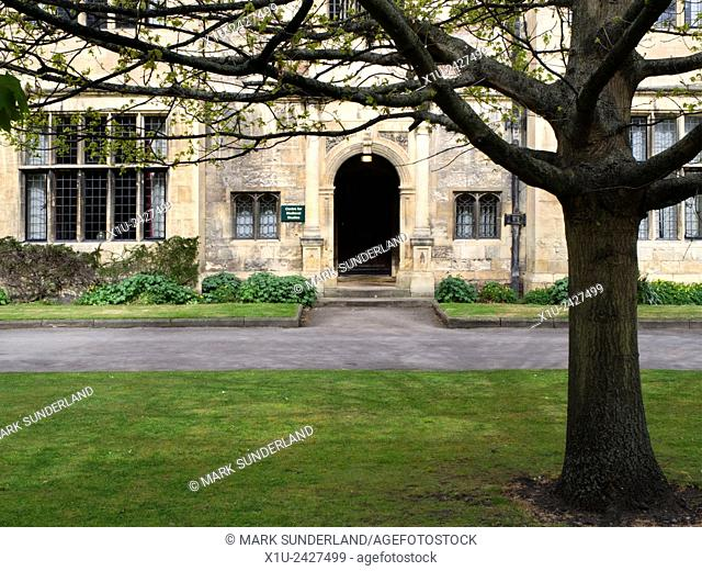 Centre for Medieval Studies The Kings Manor University of York Exhibition Square York Yorkshire England