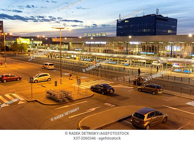 Vaclav Havel Airport, Ruzyne, Prague, Czech Republic