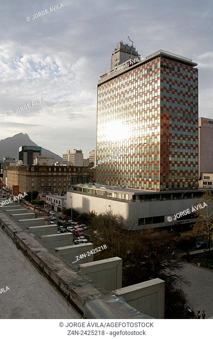 Macro plaza, Monterrey, Mexico