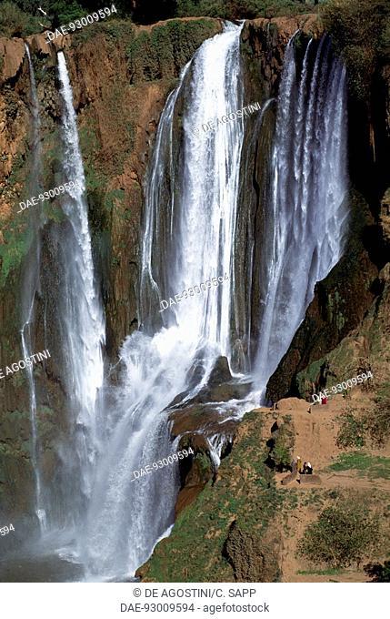 Ouzoud Falls, Middle Atlas, Morocco