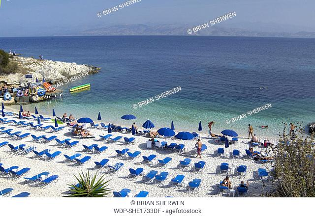 Kassiopi, Corfu, Greek Islands