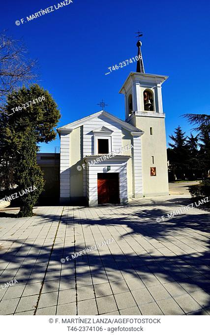 Parroquia de Santa María Magdalena de Húmera Madrid