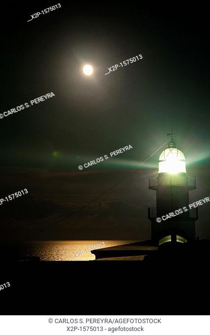 Lighthouse of Cap de Creus, Girona, Catalonia, Spain