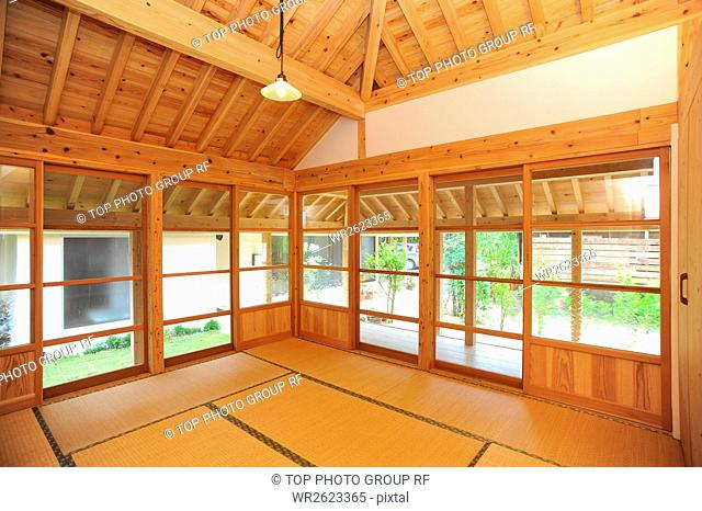 Kunigami-gun Bise;Inn of old houses ShiraPama;Japan