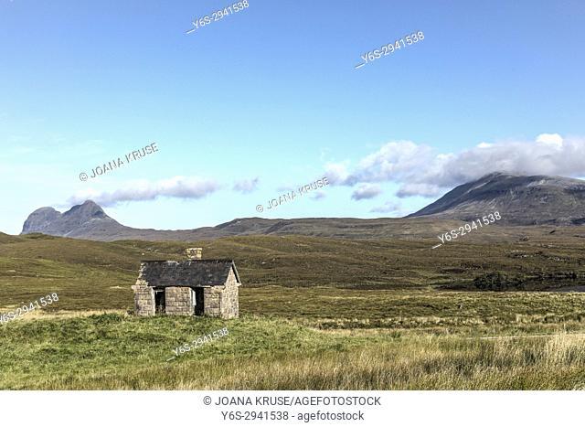 Elphin, Assynt, Sutherland, Scotland, United Kingdom