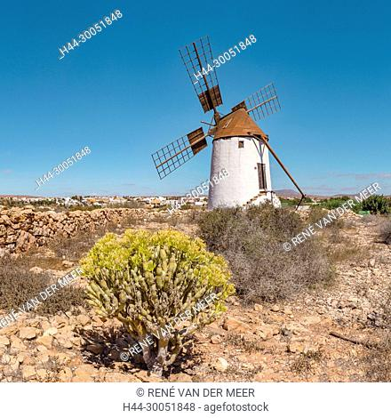 Windmill, Antigua, Spain Spain