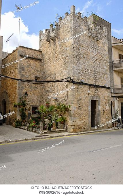Can Bàrbara, Ses Salines, Mallorca, balearic islands, Spain