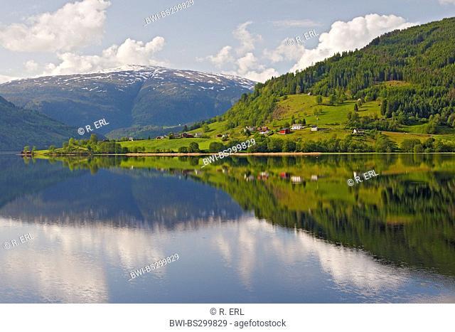 Granvinvatnet Lake, Norway