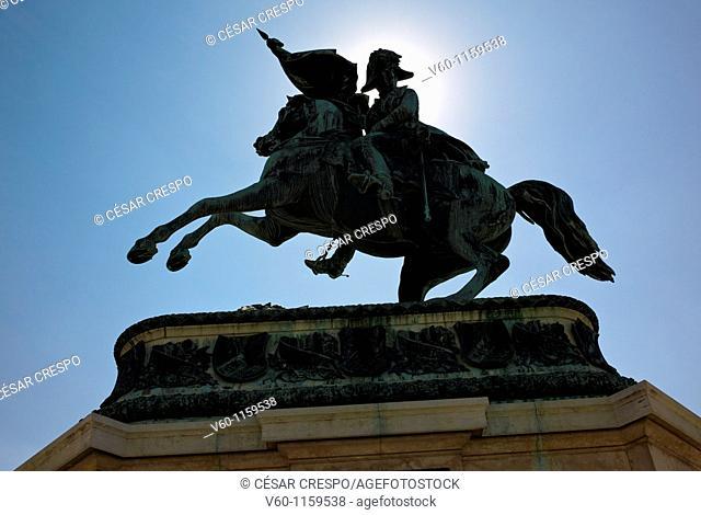 -Prince Eugen- Wien (Austria)
