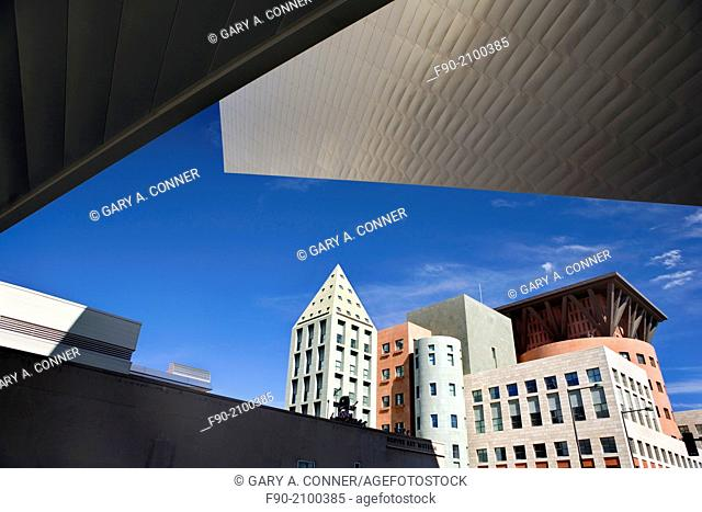 Denver Art Museum and Denver Public Library Beyond