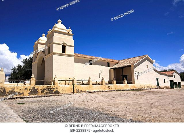 Church, Molinos, Argentina, South America