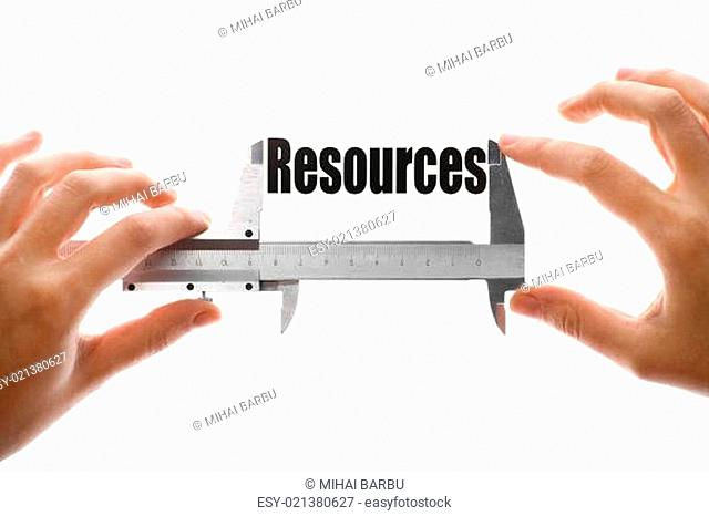 Measuring resources