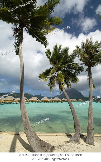 Pearl Beach Resort, Bora-Bora, French Polynesia