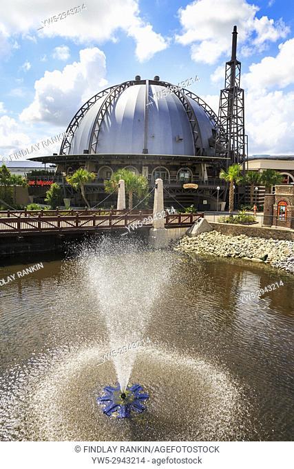 Walt Disney, Disney Springs, Orlando, Florida, USA