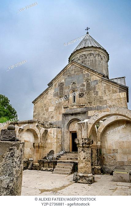 Hagartsin monastery in Armenia