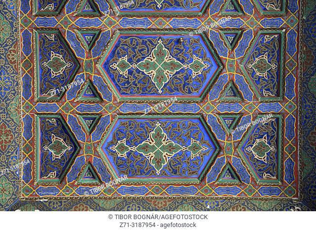 Uzbekistan; Tashkent, Museum of Applied Arts,