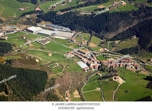 Urrestilla, Azpeitia, Gipuzkoa, Basque Country, Spain
