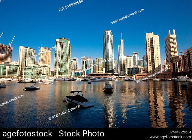 Dubai Marina 4