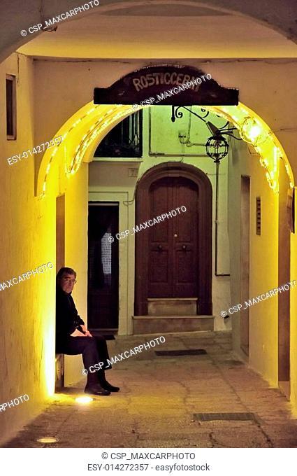 Cisternino -antico borgo medievale