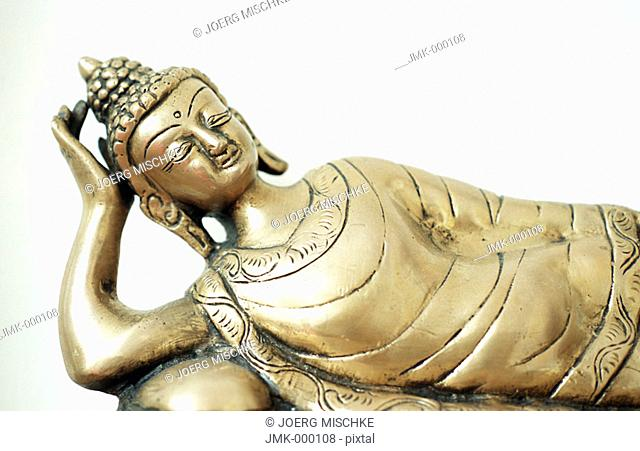 Figure, buddha statue