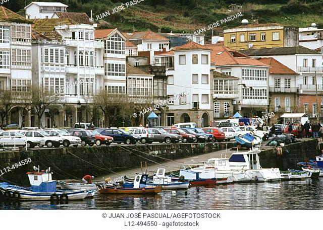 Muros. La Coruña province, Galicia, Spain