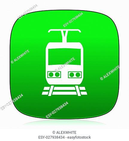 train green icon