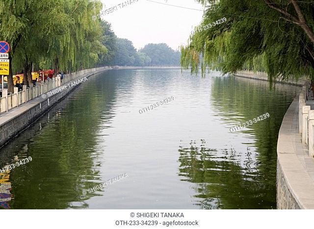 Shichahai Houhai, Beijing, China