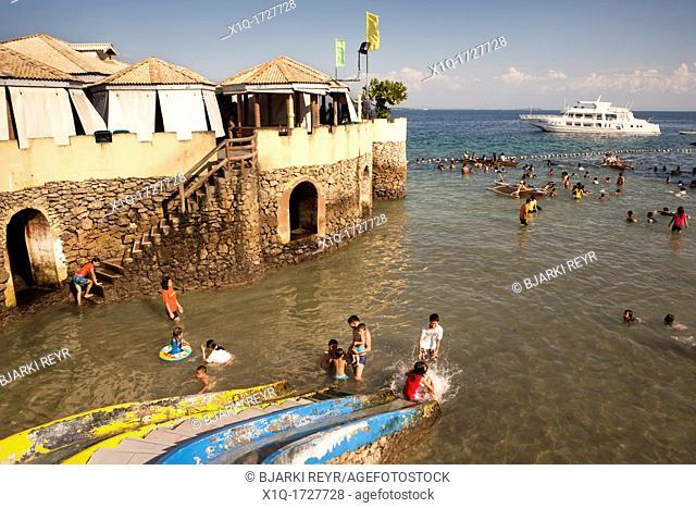 Blue Reef Mactan Island Resort  Lapu-Lapu City, Metro Cebu, Mactan Island, Visayas, Philippines