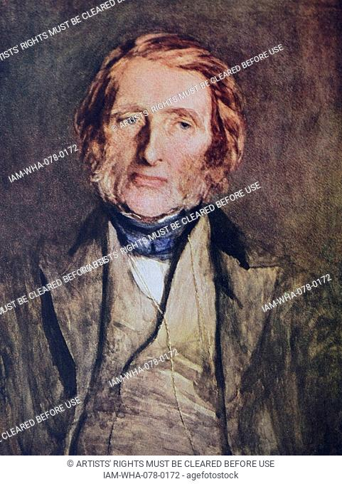 John Ruskin (8 February 1819 – 20 January 1900) was the leading English art critic of the Victorian era, also an art patron, draughtsman
