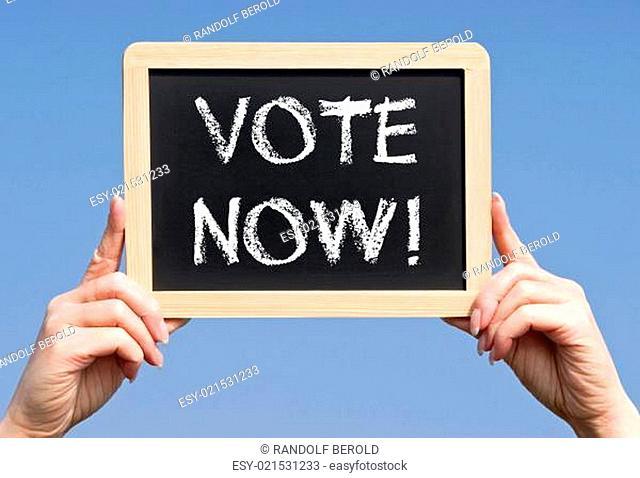 Vote Now !