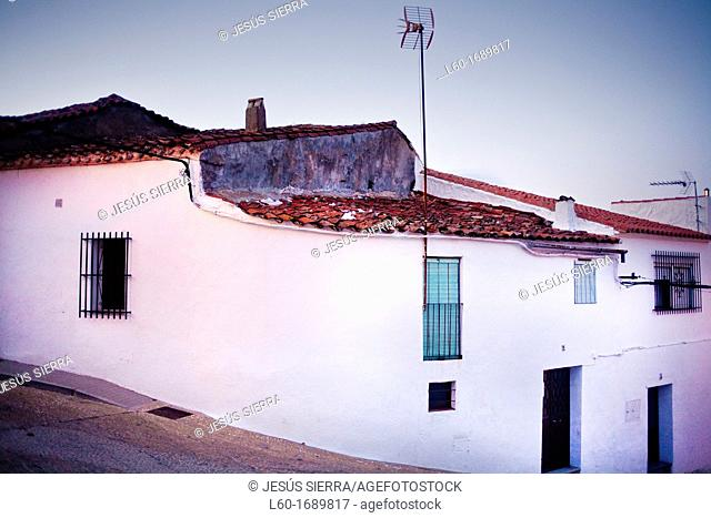 Aracena, Sierra de Aracena y Picos de Aroche, Huelva province, Andalucia, Spain