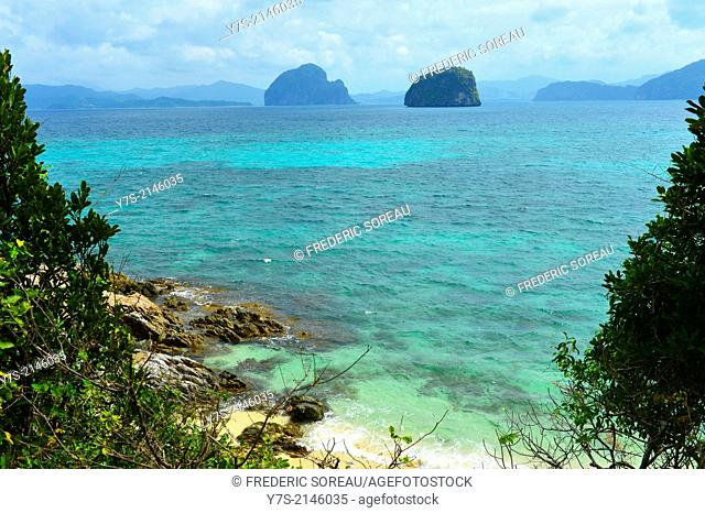 El Nido,Palawan, Philippines,South East Asia