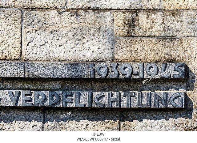 Austria, Linz, memorial of Second World War