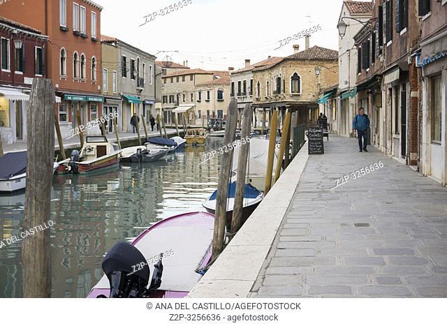 Murano island Venice, Veneto, Italy