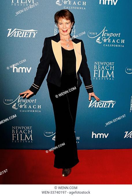 Newport Beach Film Festival - annual honours at Rosewood London, Holborn, London Featuring: Celia Imrie Where: London, United Kingdom When: 15 Feb 2018 Credit:...