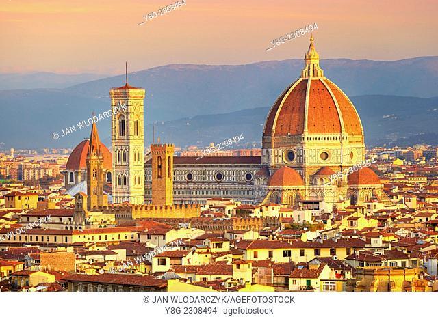 Basílica de Santa Maria del Fiore, Florence, Italy