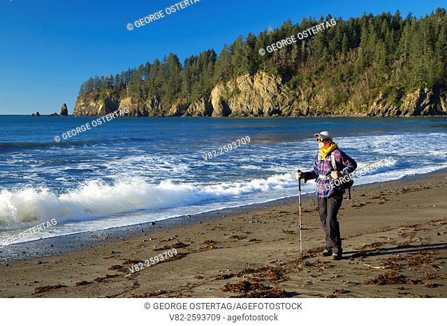 Third Beach, Olympic National Park, Washington
