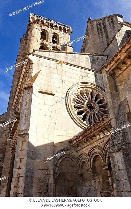 Santa Maria la Real de Las Huelgas Monastery. Burgos. Spain