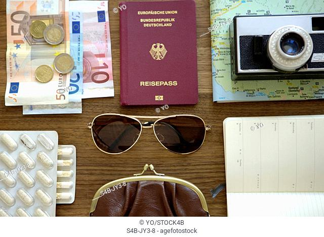 Items for traveling