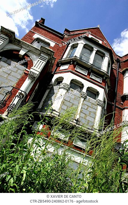 Derelict Victorian property in South East London