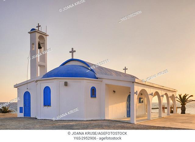 Ayia Thekla Cave Chapel, Sotira, Agia Napa, Cyprus