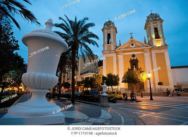 Cathedral de la Asuncion, Ceuta, Spain