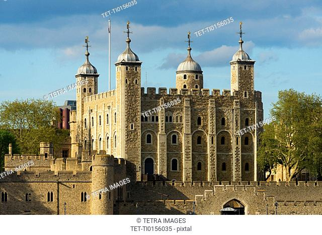 UK, London, Tower of London