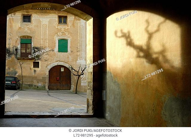Santes Creus, Alt Camp, Tarragona province, Catalonia, Spain