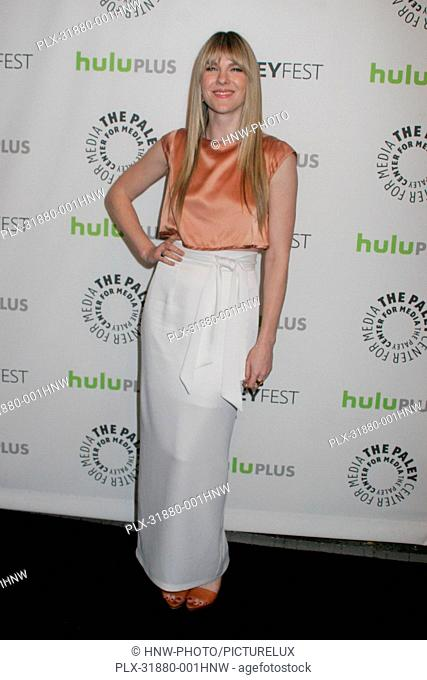 Lily Rabe 03/15/2013 PaleyFest Honoring American Horror Story: Asylum held at the Saban Theatre in Beverly Hills, CA Photo by Kazuki Hirata / HNW / PictureLux