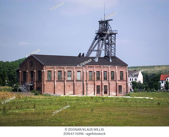 mine Gneisenau Dortmund
