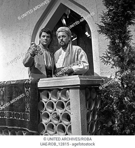 Ibn Sabah, Fernsehspiel, Deutschland 1963, Szenenfoto