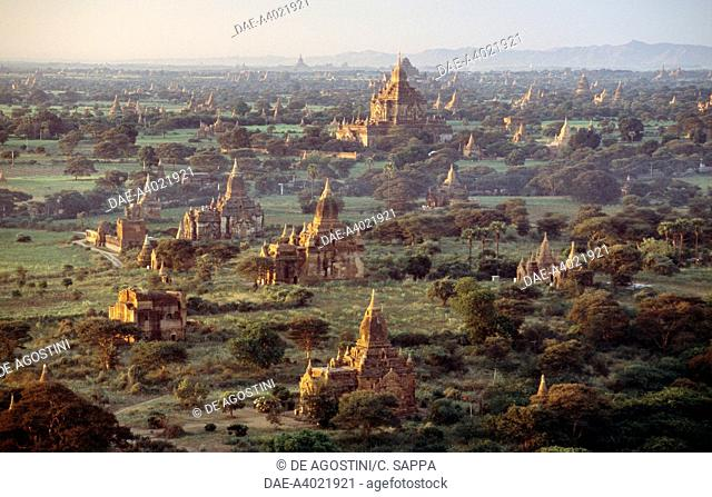 Archaeological site of Bagan (Pagan), Myanmar (Burma), 10th-13th century