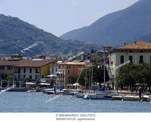Salo, Italy, Lake Garda